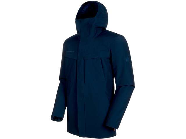 online retailer 20709 c17a3 Mammut Chamuera HS Thermo Hooded Parka Men wing teal
